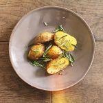 Rosemary baked potatoes
