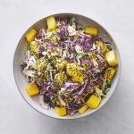 Cabbage mango salad