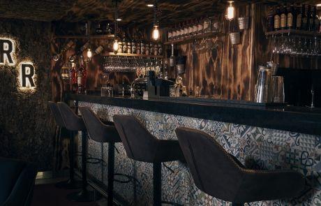 Lej selskabslokale med bar hos Rizraz